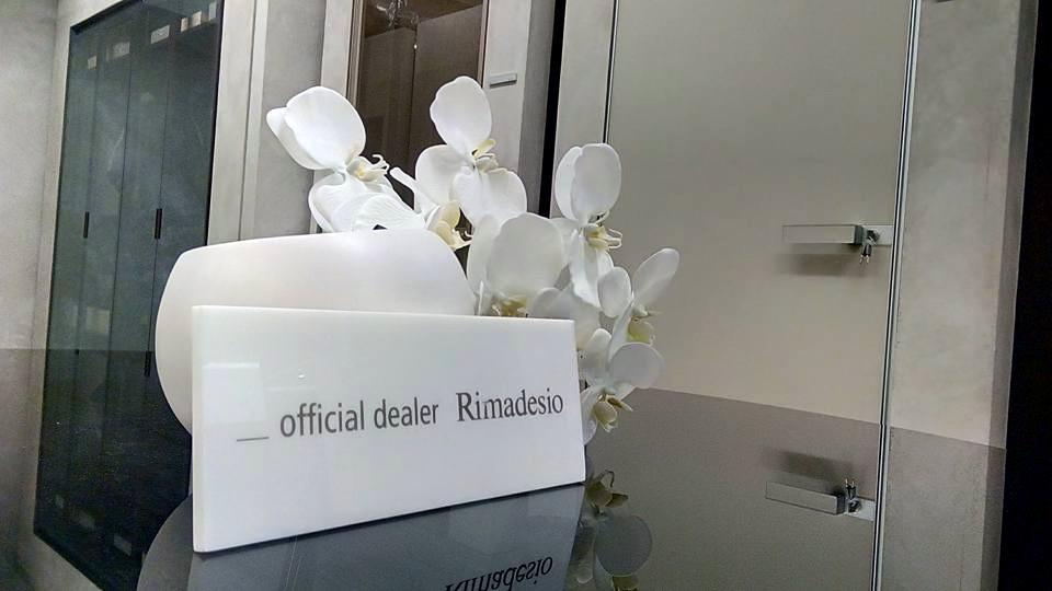 Центральный официальный салон продаж Rimadesio в Санкт-Петербурге