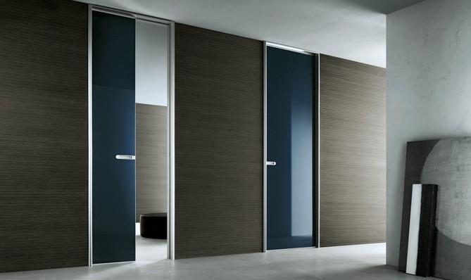 Межкомнатные двери Rimadesio LINK+