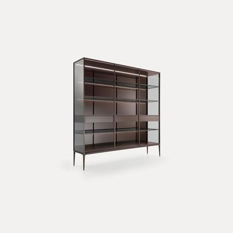 Книжные шкафы Rimadesio