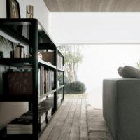Книжный шкаф Rimadesio Sixty