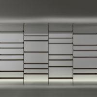 Книжный шкаф Rimadesio Zenit